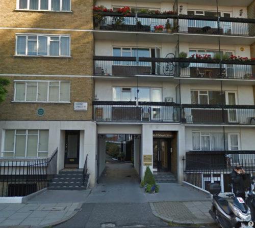 1 Dorset Street today