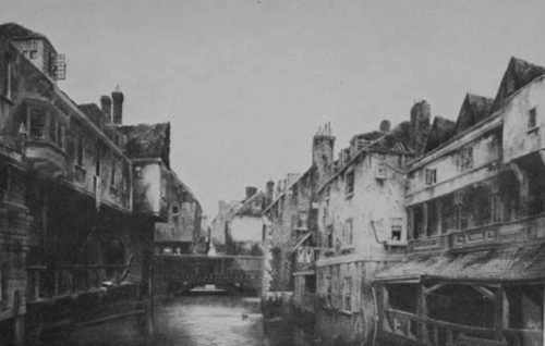 Bermondsey, late 19th century