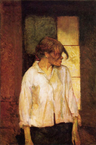 """""""Rosa the Rouge"""" was a frequent subject and possible lover of Lautrec"""