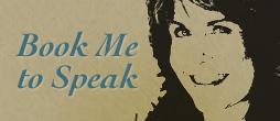 Book Bonnie Macbird to Speak